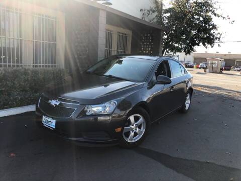 2014 Chevrolet Cruze for sale at AllanteAuto.com in Santa Ana CA