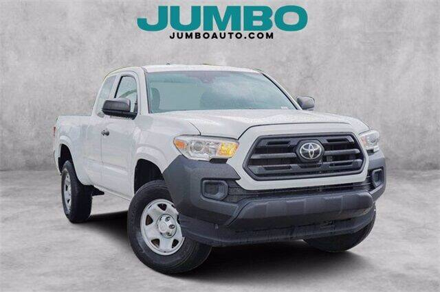 2018 Toyota Tacoma for sale at Jumbo Auto & Truck Plaza in Hollywood FL