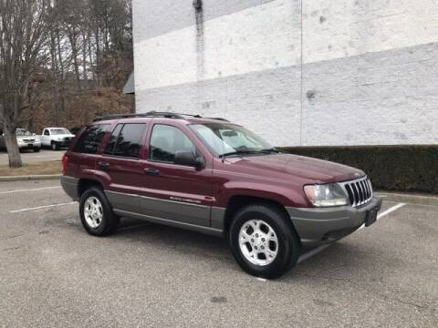 2002 Jeep Grand Cherokee for sale at Select Auto in Smithtown NY
