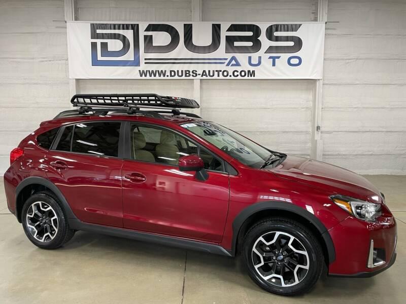 2017 Subaru Crosstrek for sale in Clearfield, UT