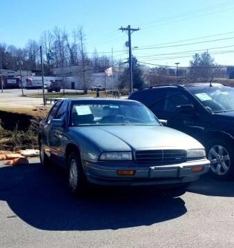 1994 Buick Regal for sale at Car Guys in Lenoir NC