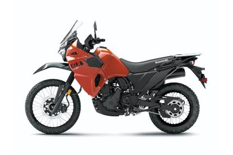 2022 Kawasaki KLR650 for sale at Honda West in Dickinson ND