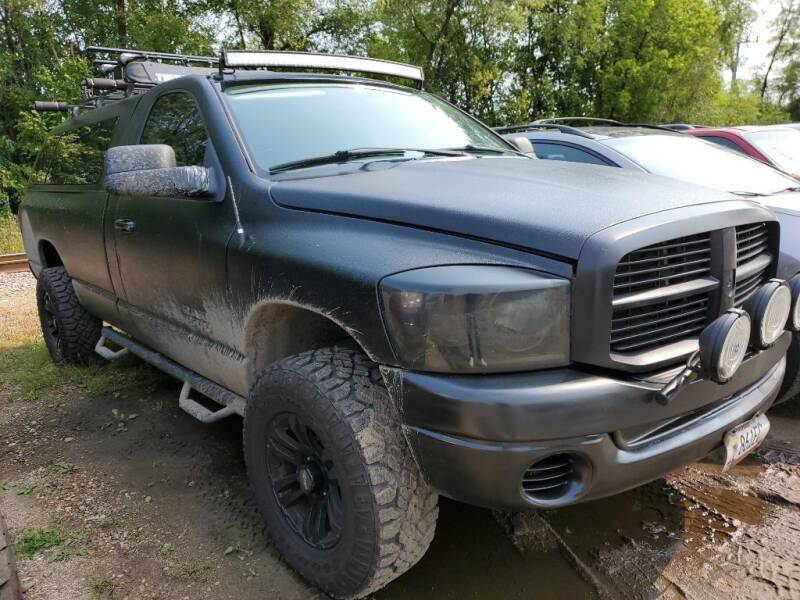 2007 Dodge Ram Pickup 1500 for sale at Dealswithwheels in Inver Grove Heights MN