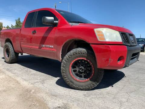 2006 Nissan Titan for sale at Boktor Motors in Las Vegas NV