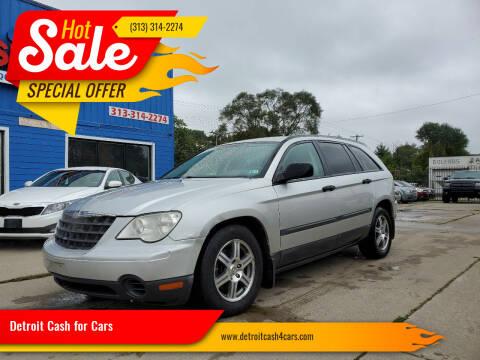 2007 Chrysler Pacifica for sale at Detroit Cash for Cars in Warren MI