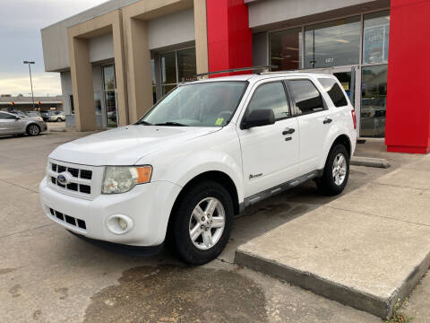 2010 Ford Escape Hybrid for sale at Thumbs Up Motors in Warner Robins GA