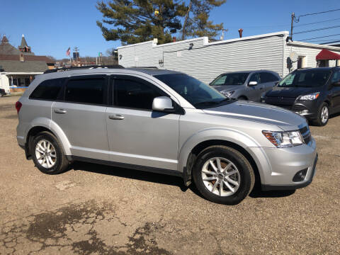 2015 Dodge Journey for sale at Jim's Hometown Auto Sales LLC in Byesville OH