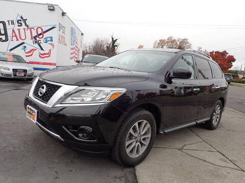 2014 Nissan Pathfinder for sale at Tommy's 9th Street Auto Sales in Walla Walla WA