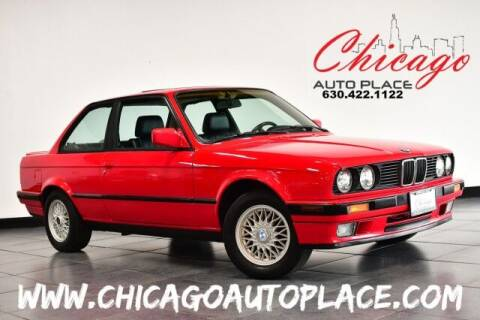 1991 BMW 3 Series for sale at Chicago Auto Place in Bensenville IL