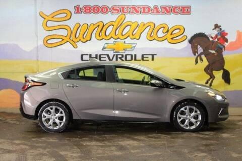 2017 Chevrolet Volt for sale at Sundance Chevrolet in Grand Ledge MI