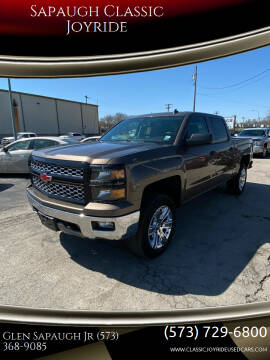 2014 Chevrolet Silverado 1500 for sale at Sapaugh Classic Joyride in Salem MO