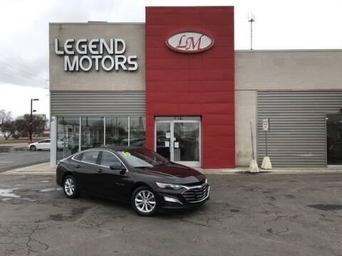 2020 Chevrolet Malibu for sale at Legend Motors of Waterford - Legend Motors of Ferndale in Ferndale MI