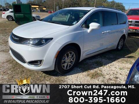 2020 Chrysler Pacifica for sale at CROWN  DODGE CHRYSLER JEEP RAM FIAT in Pascagoula MS