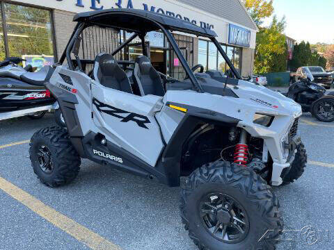 2022 Polaris RZR Trail S 1000 for sale at ROUTE 3A MOTORS INC in North Chelmsford MA