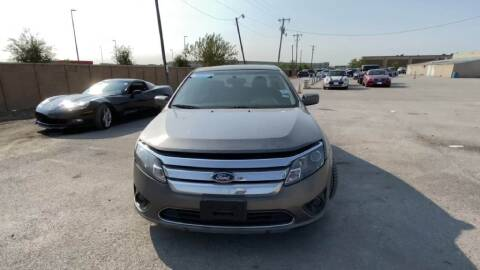 2010 Ford Fusion for sale at Buy Here Pay Here Lawton.com in Lawton OK