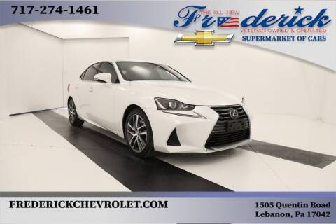2019 Lexus IS 300 for sale at Lancaster Pre-Owned in Lancaster PA