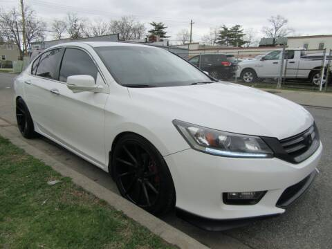 2014 Honda Accord for sale at First Choice Automobile in Uniondale NY