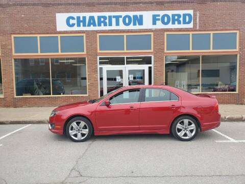 2012 Ford Fusion for sale at Chariton Ford in Chariton IA