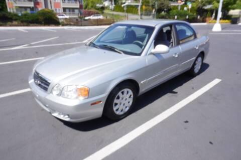 2004 Kia Optima for sale at Precision Motors LLC in Renton WA