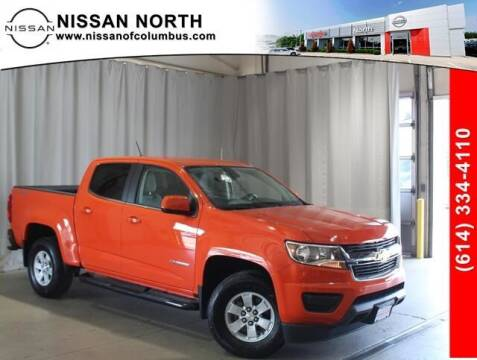 2019 Chevrolet Colorado for sale at Auto Center of Columbus in Columbus OH