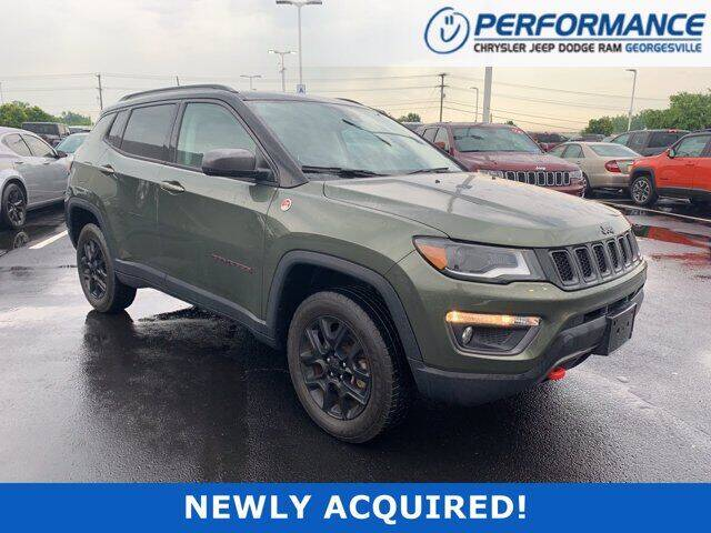 2018 Jeep Compass for sale in Columbus, OH