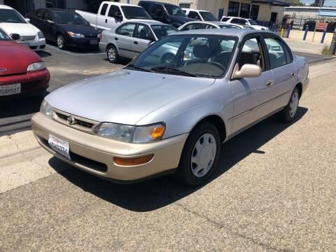 1996 Toyota Corolla for sale at Ricos Auto Sales in Escondido CA