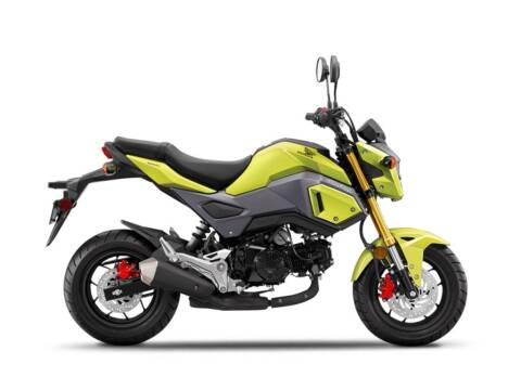 2018 Honda Grom for sale at Lipscomb Powersports in Wichita Falls TX