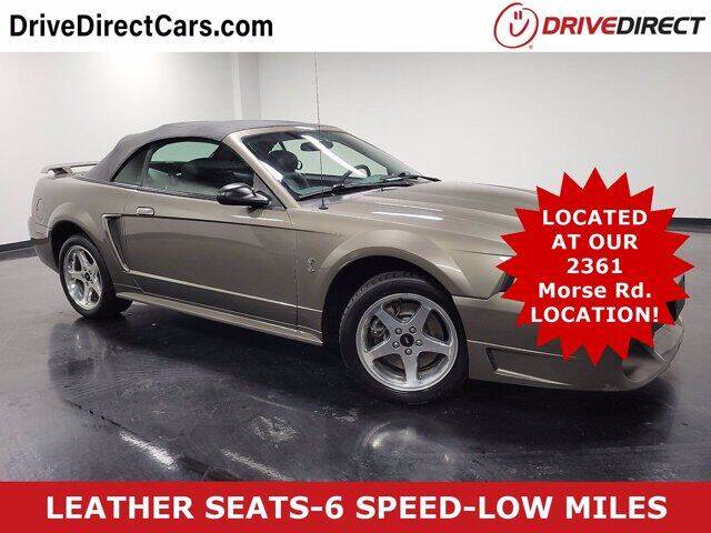 2001 Ford Mustang SVT Cobra for sale in Columbus, OH
