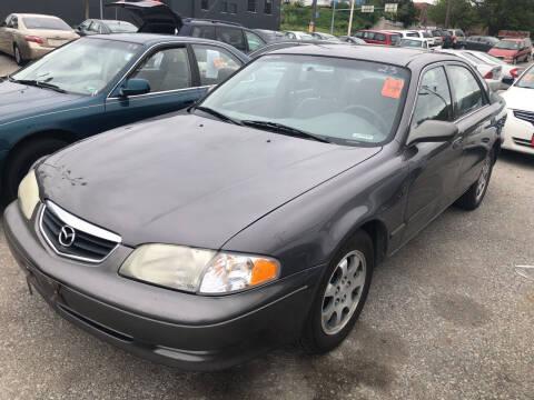 2000 Mazda 626 for sale at Sonny Gerber Auto Sales in Omaha NE