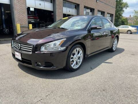 2014 Nissan Maxima for sale at Matrix Autoworks in Nashua NH