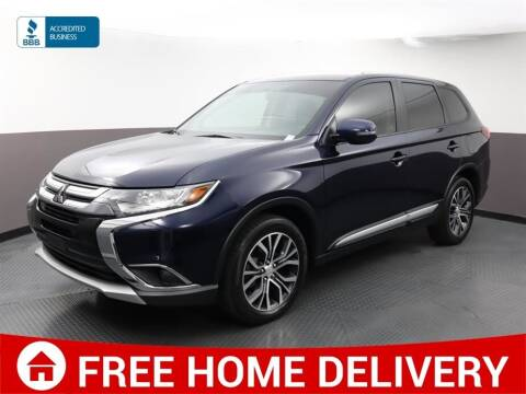 2018 Mitsubishi Outlander for sale at Florida Fine Cars - West Palm Beach in West Palm Beach FL