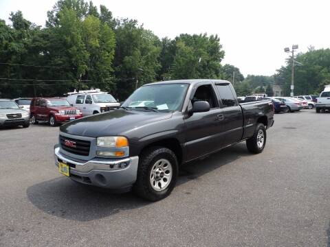 2005 GMC Sierra 1500 for sale at United Auto Land in Woodbury NJ