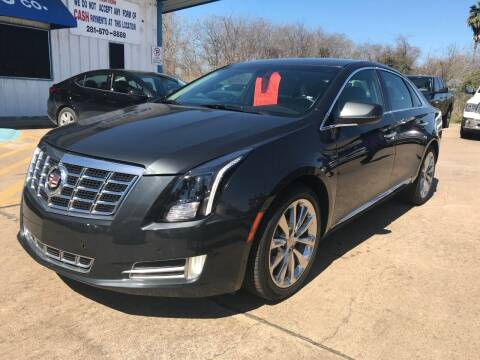 2014 Cadillac XTS for sale at Discount Auto Company in Houston TX