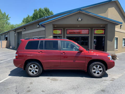 2007 Toyota Highlander for sale at Advantage Auto Sales in Garden City ID