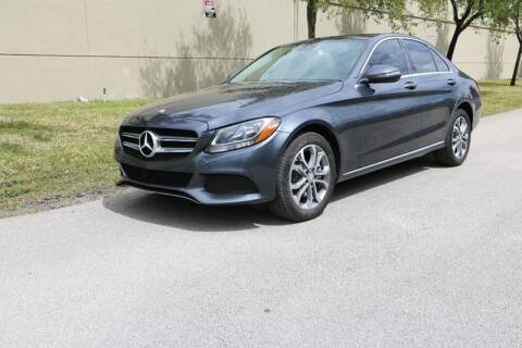 2016 Mercedes-Benz C-Class for sale at Ven-Usa Autosales Inc in Miami FL