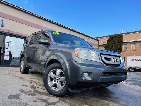 2009 Honda Pilot for sale at Car Mart Auto Center II, LLC in Allentown PA