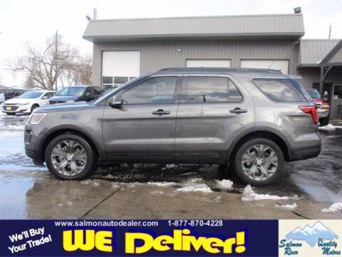 2018 Ford Explorer for sale at QUALITY MOTORS in Salmon ID