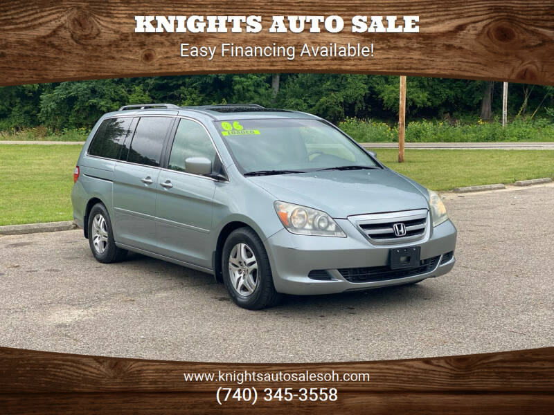 2006 Honda Odyssey for sale at Knights Auto Sale in Newark OH