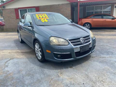 2006 Volkswagen Jetta for sale at Port City Auto Sales in Baton Rouge LA