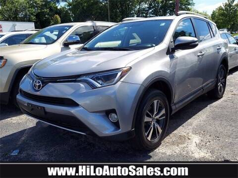 2016 Toyota RAV4 for sale at Hi-Lo Auto Sales in Frederick MD