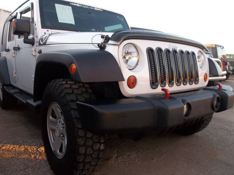2013 Jeep Wrangler Unlimited for sale at Broken Arrow Motor Co in Broken Arrow OK