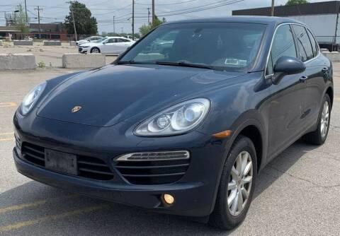 2013 Porsche Cayenne for sale at Kingz Auto Sales in Avenel NJ