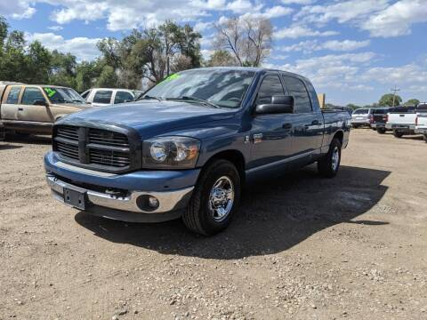 2006 Dodge Ram Pickup 2500 for sale at HORSEPOWER AUTO BROKERS in Fort Collins CO