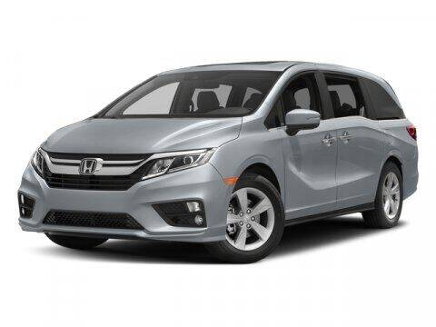 2018 Honda Odyssey for sale at Stephen Wade Pre-Owned Supercenter in Saint George UT