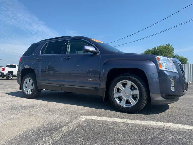 2013 GMC Terrain for sale at Access Auto Wholesale & Leasing in Lowell IN