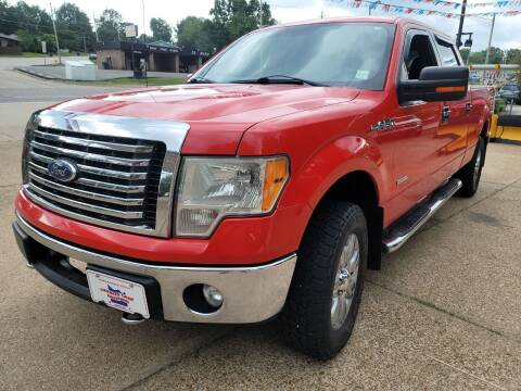 2011 Ford F-150 for sale at County Seat Motors in Union MO