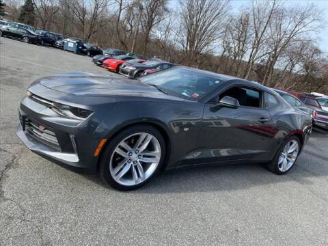 2017 Chevrolet Camaro for sale at AutoConnect Motors in Kenvil NJ