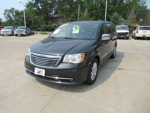 2011 Chrysler Town and Country for sale at Aztec Motors in Des Moines IA
