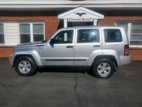 2012 Jeep Liberty for sale at UPSTATE AUTO INC in Germantown NY