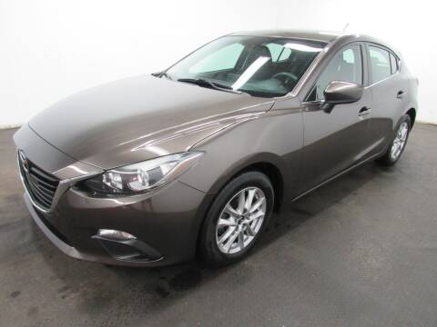 2016 Mazda MAZDA3 for sale at Automotive Connection in Fairfield OH